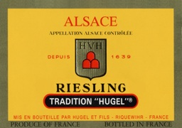 Alsace is the only region that uses the varietal on the label.