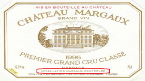 Key to French Wine Labels 2